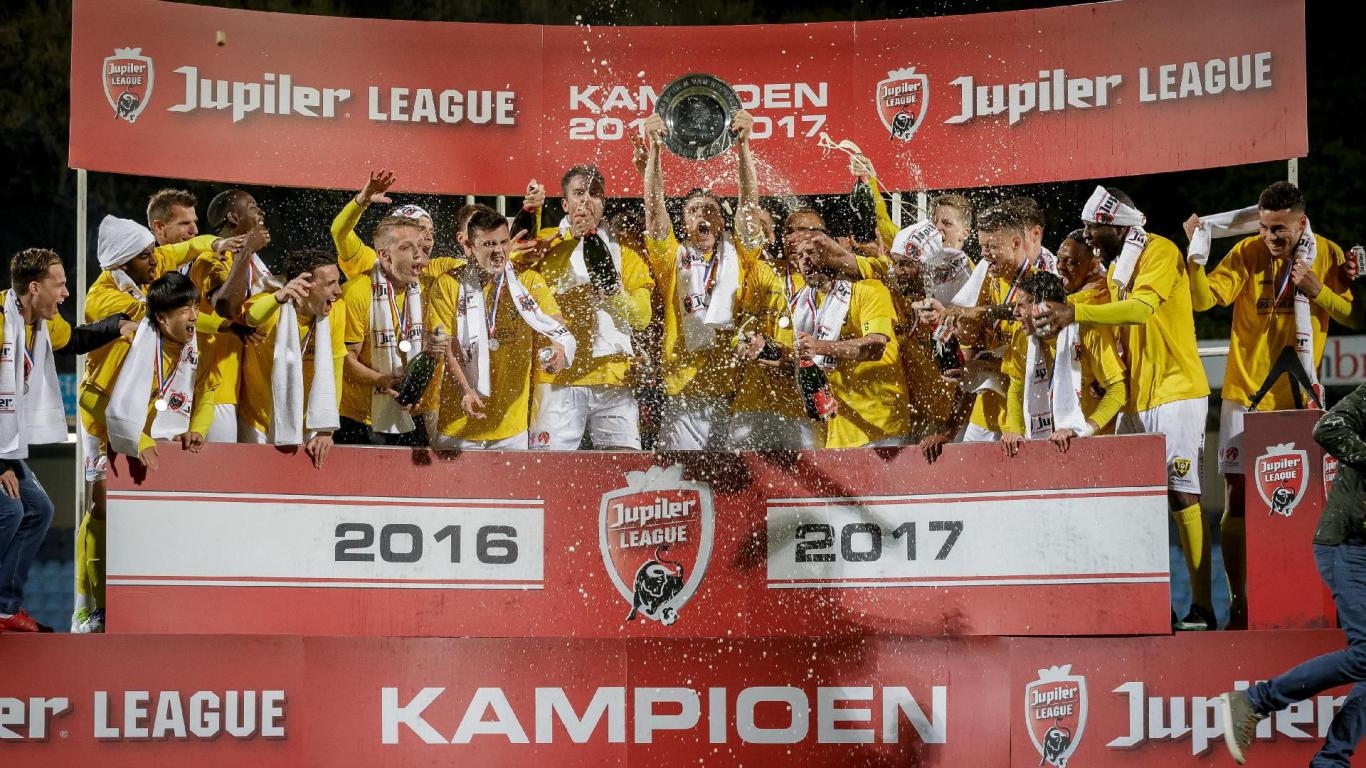 Season Jupiler League Winners Vvv Venlo