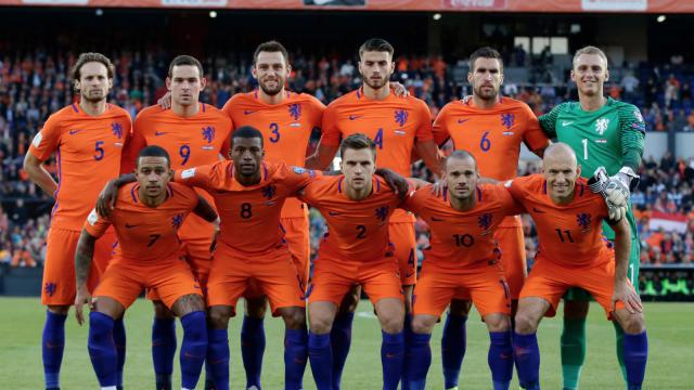 Nederlands Elftal Funny